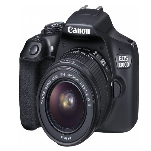 دوربین دیجیتال کانن 1300D با لنز 18-55 میلی متر III