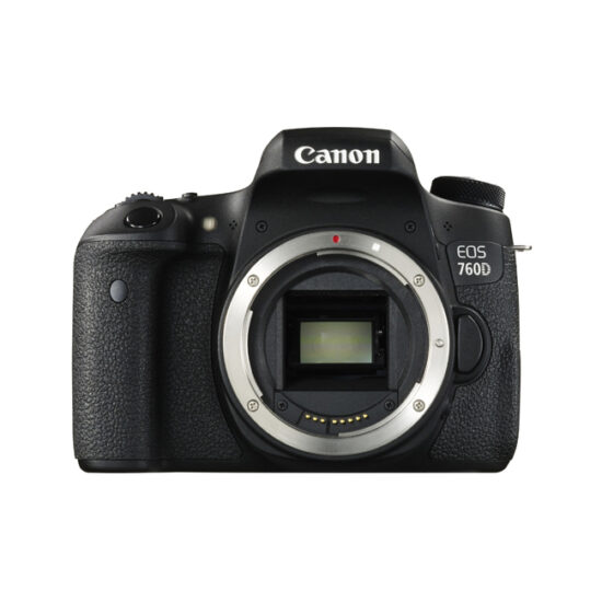 دوربین عکاسی دیجیتال کانن Canon 760D بدنه