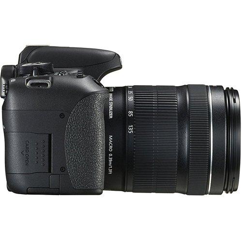 Canon EOS 750D DSLR Camera 18-135mm Lens