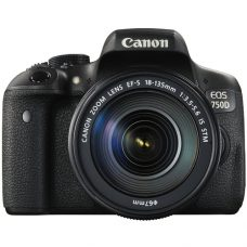 Canon EOS 750D DSLR Camera 18-135mm Lens