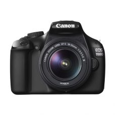 Canon EOS 1100D DSLR with 18-55mm IS II Lens