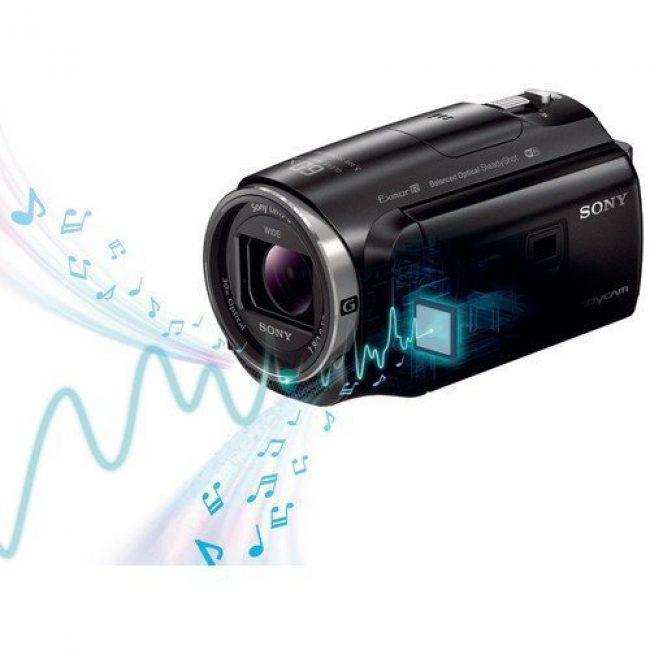 Sony HDR PJ670