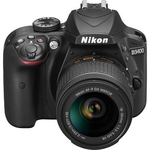 دوربین دیجیتال نیکون d3400 با لنز 18-55