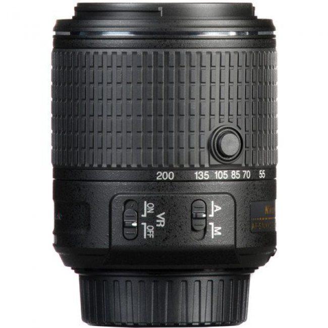 Nikon 55-200mm f/4-5.6G ED VR II Lens