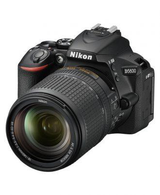 دوربین دیجیتال نیکون Nikon D5600 با لنز 18-140 میلی متر