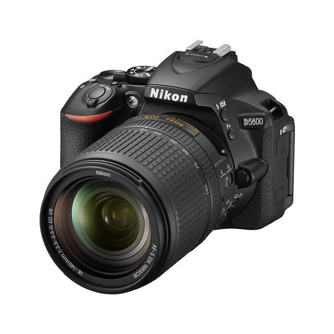 دوربین عکاسی نیکون Nikon D5600 با لنز 18-140