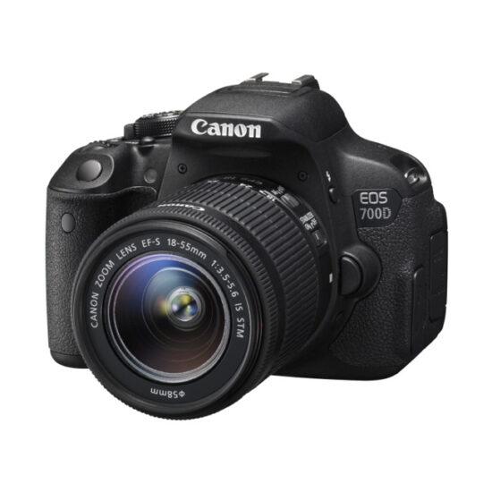 دوربین دیجیتال کانن مدل Canon Kiss X7 با لنز 18-135