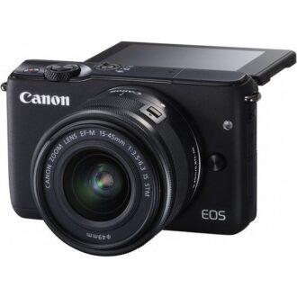 دوربین بدون آینه کانن m10 با لنز 15-45