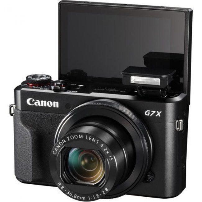 دوربین دیجیتال Canon PowerShot G7 X Mark II