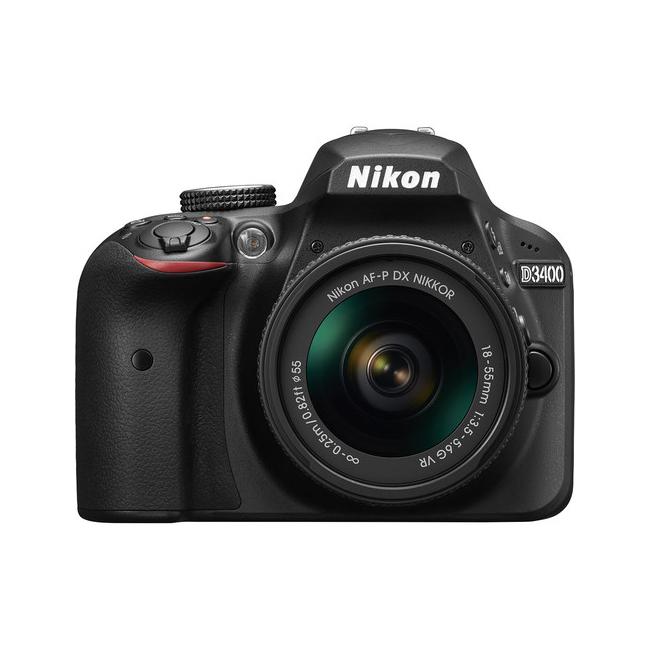دوربین دیجیتال Nikon D3400