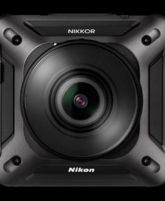 نمای پشت دوربین Nikon KeyMission 360