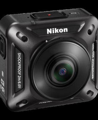 نمای سمت راست دوربین Nikon KeyMission 360