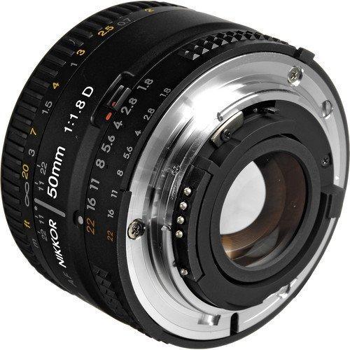 لنز نیکون Nikon AF NIKKOR 50mm f/1.8D