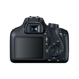 Canon 4000D back