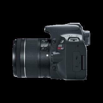 Canon EOS 200D left side