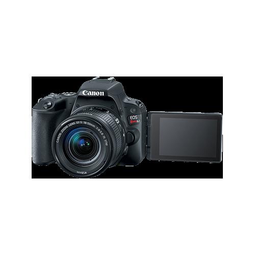 دوربین دیجیتال کانن 200D با لنز 18-55 میلی متر III