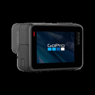 GoPro HERO6 Back side