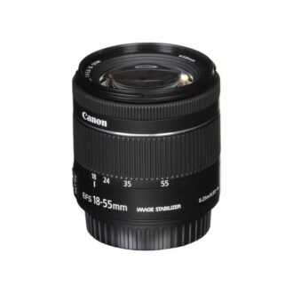 Canon EF S 18 55mm f4 5.6 IS STM 10