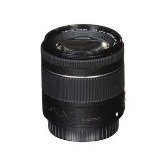 Canon EF S 18 55mm f4 5.6 IS STM 12