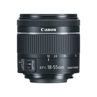 Canon EF S 18 55mm f4 5.6 IS STM 2