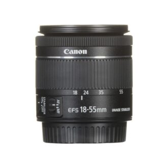Canon EF S 18 55mm f4 5.6 IS STM 3