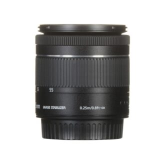Canon EF S 18 55mm f4 5.6 IS STM 4