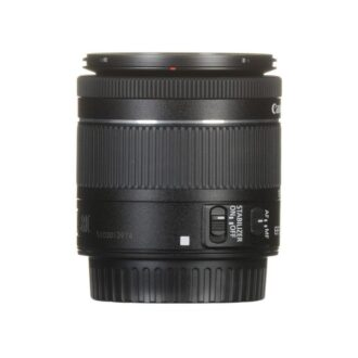 Canon EF S 18 55mm f4 5.6 IS STM 6