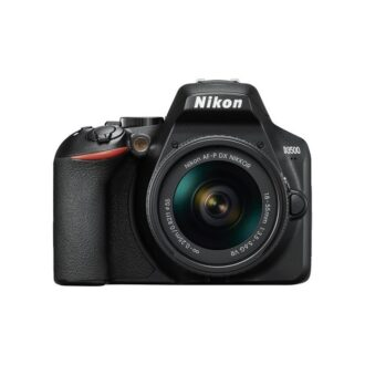 Nikon D3500 DSLR Camera with 18 55mm