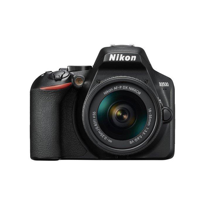 Nikon D3500 DSLR Camera with 18-55mm