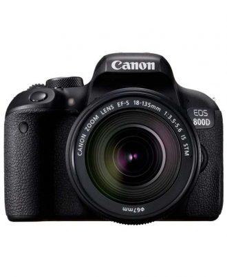 دوربین دیجیتال کانن CANON EOS 800D با لنز 18-135 میلی متر STM