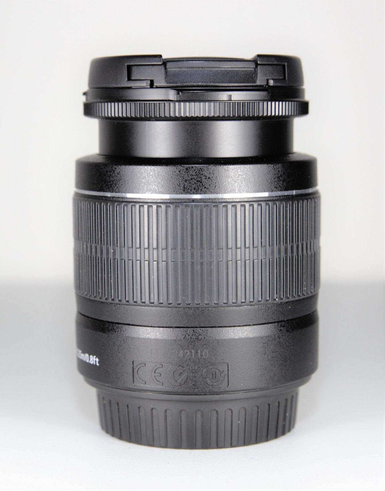 لنز دوربین 18-55 III18-55 IS