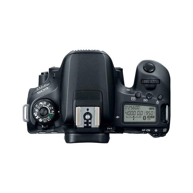 دوربین عکاسی کانن Canon 77D با لنز 18-55 STM