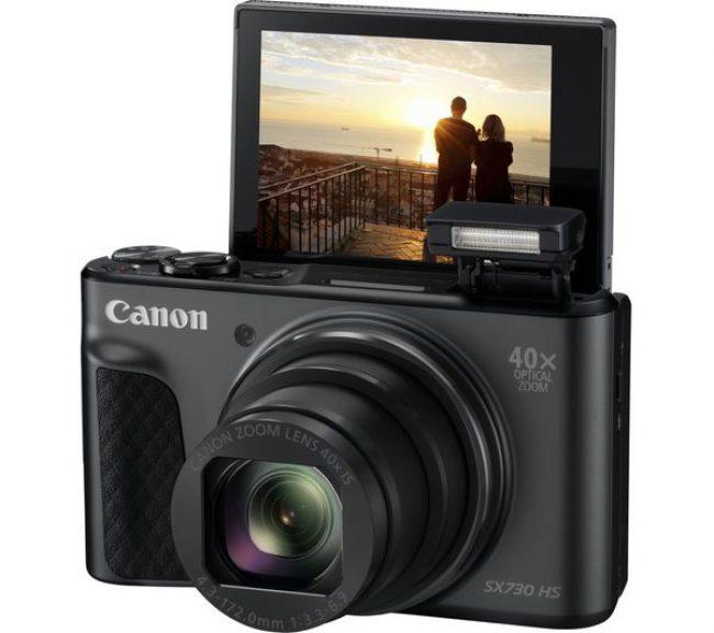 دوربین دیجیتال کانن مدل Canon PowerShot SX730 HS