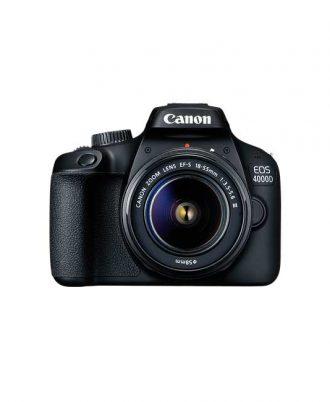 دوربین دیجیتال کانن Canon 4000D با لنز 18-55 میلی متر III