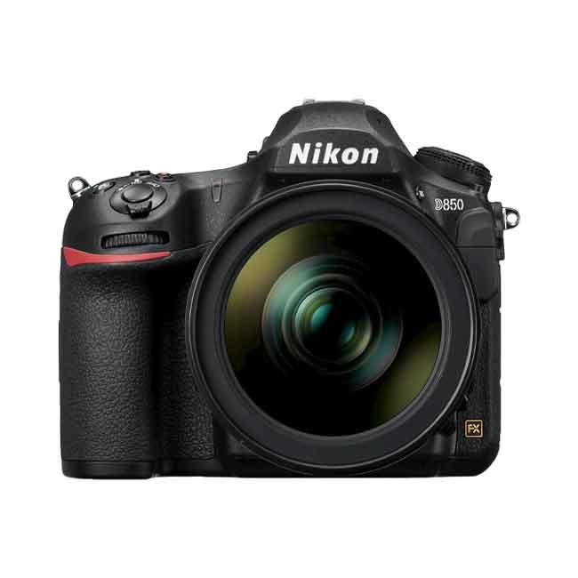 دوربین دیجیتال نیکون Nikon D850 با لنز 24-120 میلی متری