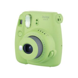 دوربین عکاسی چاپ سریع فوجی اینستکس مینی Instax Mini 9 سبز لیمویی