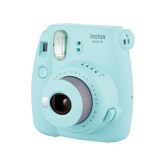 دوربین عکاسی چاپ سریع فوجی اینستکس مینی Instax Mini 9 آبی یخی