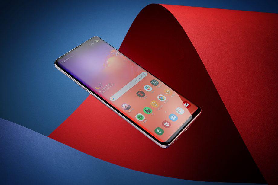گوشی موبایل سامسونگ گلکسی S10 ظرفیت 128 گیگابایت 5