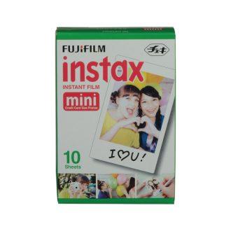 کاغذ 10 عددی دوربین های چاپ سریع FUJIFILM INSTAX Mini