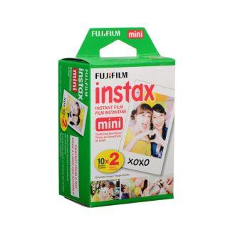 کاغذ 20 عددی دوربین های چاپ سریع FUJIFILM INSTAX Mini
