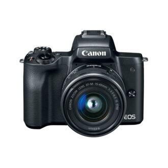 دوربین عکاسی بدون آینه کانن Canon EOS M50 با لنز 15-45