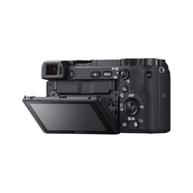 دوربین بدون آینه سونی Sony Alpha a6400 با لنز 16-50 میلی متر