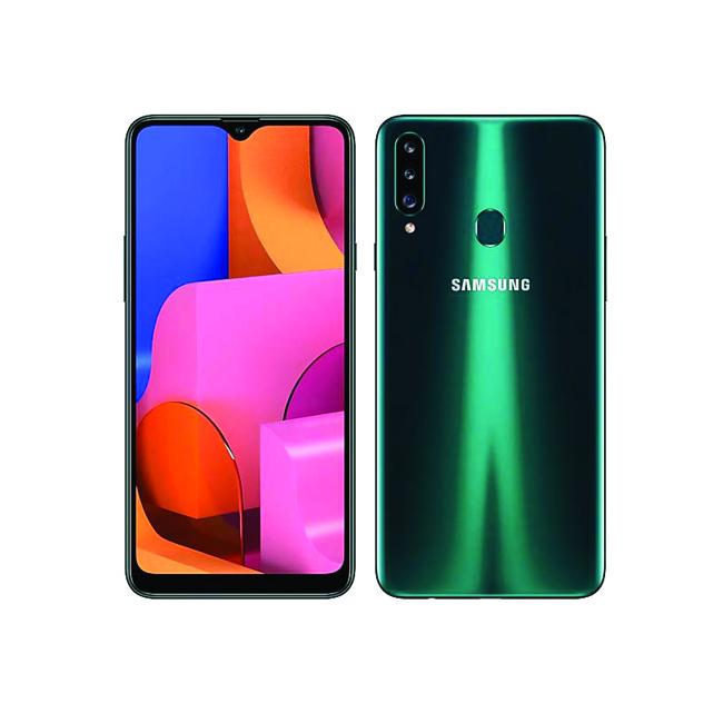 گوشی موبایل سامسونگ گلکسی A20s ظرفیت 32 گیگابایت