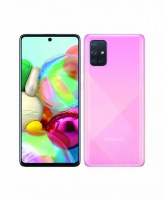 گوشی موبایل سامسونگ SAMSUNG Galaxy A71 128GB
