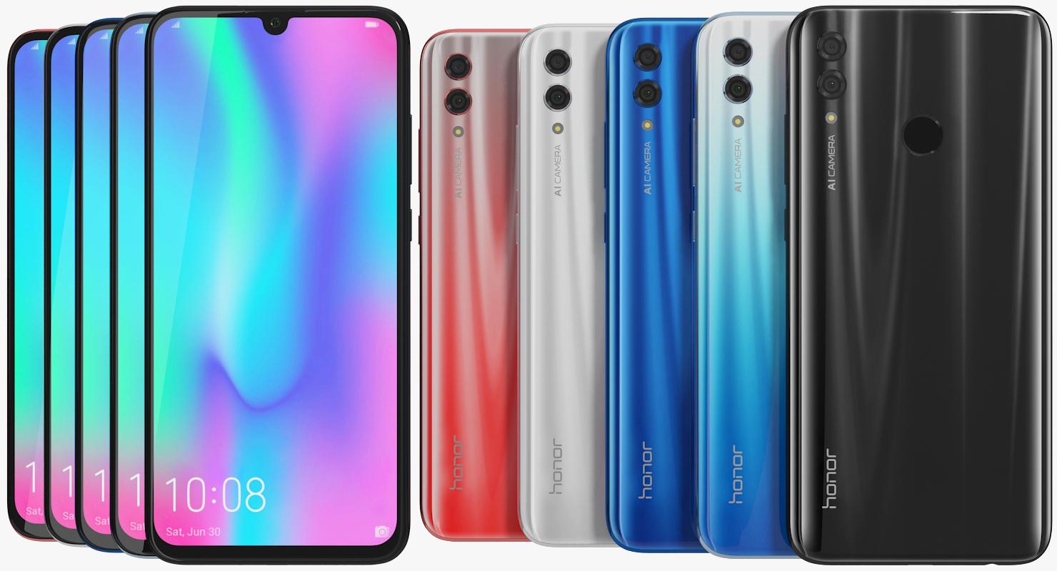 گوشی موبایل HONOR 10 Lite ظرفیت 64 گیگابایت 1