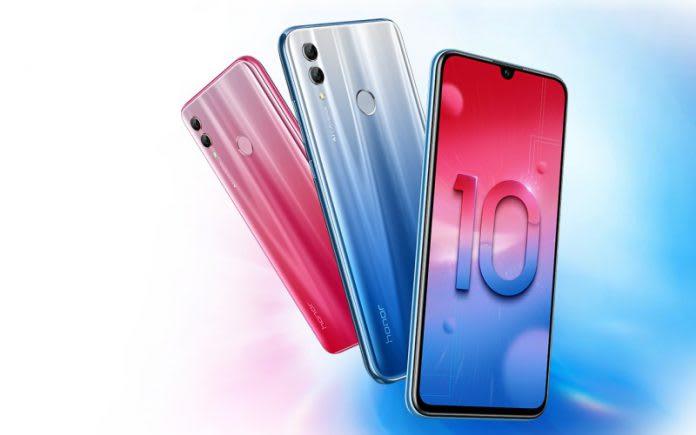 گوشی موبایل HONOR 10 Lite ظرفیت 64 گیگابایت 4