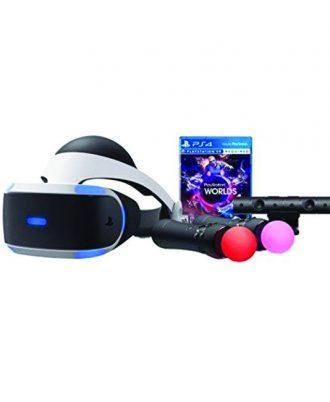 باندل عینک واقعیت مجازی سونی مدل PlayStation VR FULL 2 BLOOD TRUTH /GOLF