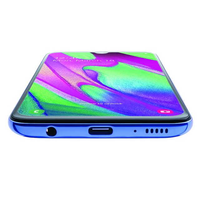 گوشی موبایل سامسونگ گلکسی A40 ظرفیت 64 گیگابایت 5