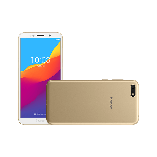 گوشی موبایل آنر 7 اس طلایی - Honor 7S