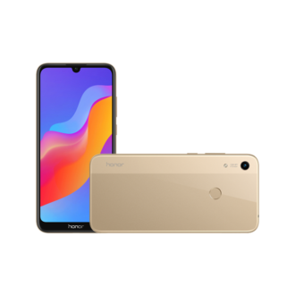 گوشی موبایل آنر 8 آ طلایی – Honor 8A Gold